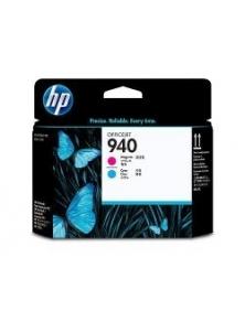 Cabezal HP Cian/Magenta (C4901A) N940