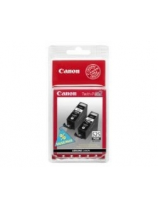 Tinta Canon PGI-525BK Negro Pack-2 (4529B010AA)