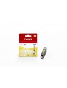 Tinta Canon CLI-521Y Amarillo (2936B001/5/8)