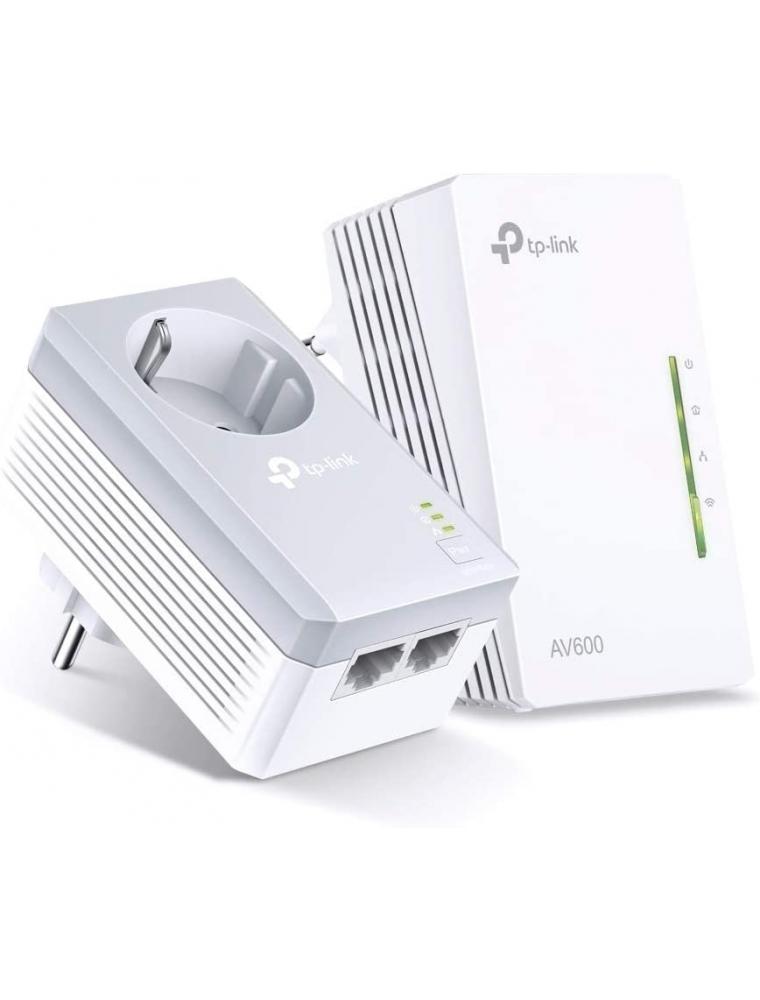 Powerline TP-LINK 300MB Wifi A5200 2P (TL-WPA4226KIT)